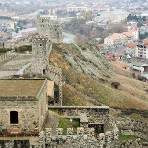 Пещерный Вардзия, крепость Рабат и Боржоми