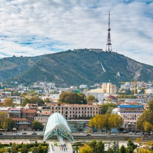 Sightseeing tour of Tbilisi