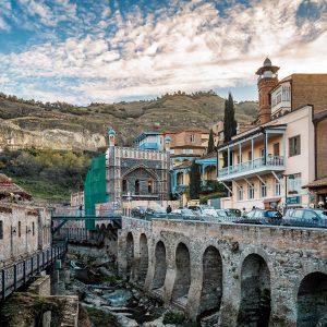 Тбилиси и Мцхета: мелодия на 2 голоса